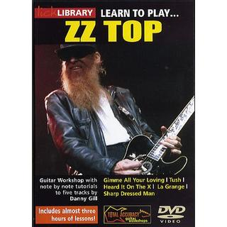 Learn To Play ZZ Top [DVD]